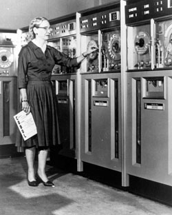 Grace Brewster Hopper (1906-1992)
