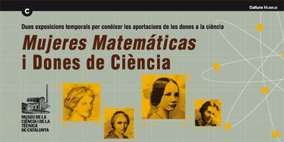 Mujeres Matemáticas i Dones de ciència