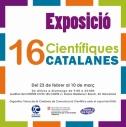 Cartell exposició 16 científiques catalanes