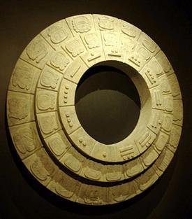 Tzolkin, calendari sagrat maia