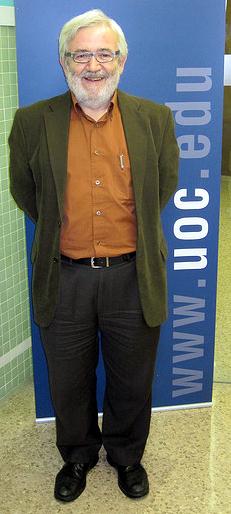 Llorenç Valverde. Fotografia de Jordi Sabaté sota llicència CC-BY 2.0