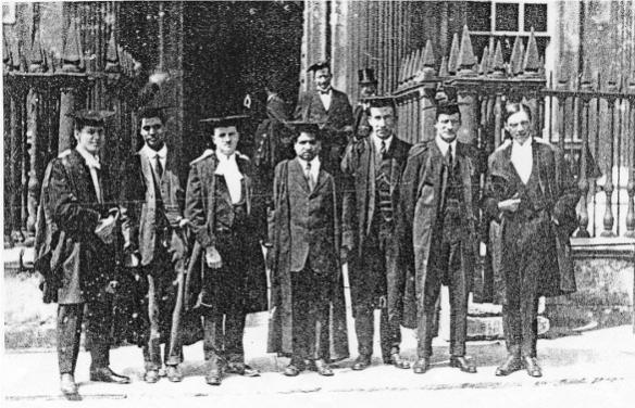 Ramanujan a Cambridge