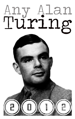 2012: Any Alan Turing