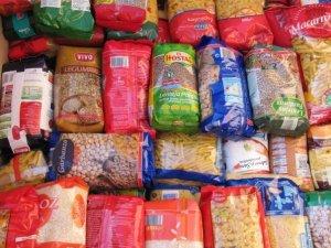 Recollida d'aliments a la UB
