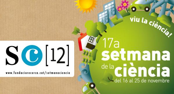 Setmana de la Ciència 2012