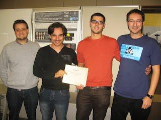 Sergio Escalera, Oscar Lopes, Miguel Reyes, Jordi González
