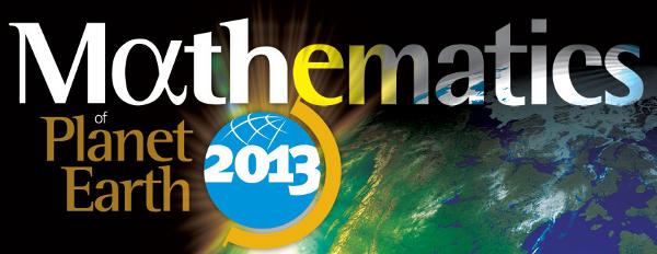 Matemàtiques del Planeta Terra 2013