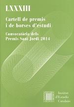 Premis Sant Jordi 2014