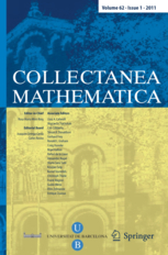 Collectanea Mathematica