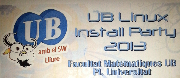 Install Party UB 2013