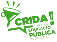 Crida per una educació pública de qualitat