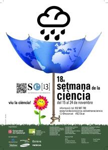 XVIII Setmana de la Ciència