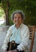 Emma Castelnuovo en una fotografia de 2011