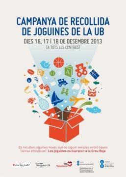 Campanya de recollida de joguines 2013