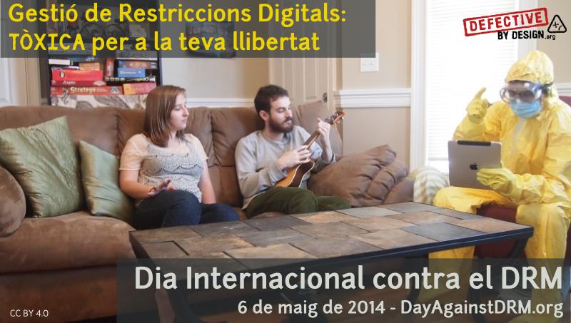 Dia Internacional contra el DRM