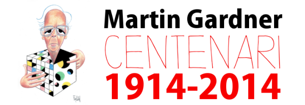Martin Gardner: centenari 1914-2014