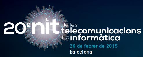 20ª Nit de les Telecomunicacions i la Informàtica