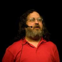 Richard Stallman. Fotografia de friprog, sota llicència cc-by-sa 2.0