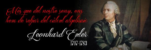 Aforismes: Leonhard Euler