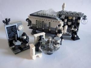 La màquina analítica de Lego