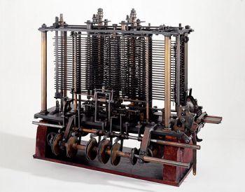 La màquina analítica, 1834-1871