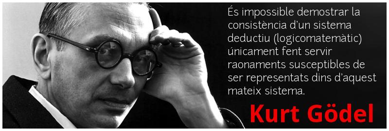 Aforismes: Kurt Gödel