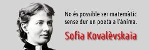 Aforismes: Sofia Kovalèvskaia