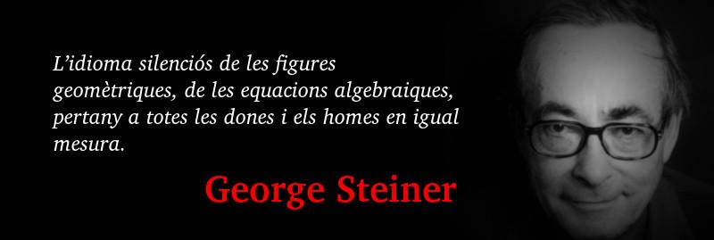 Aforismes: George Steiner