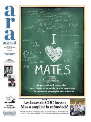 Diari Ara, Edició especial (10/07/2016)