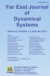 Far East journal of dynamical systems