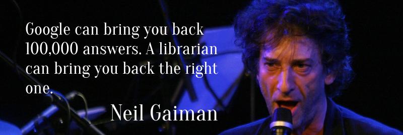Aforismes Neil Gaiman