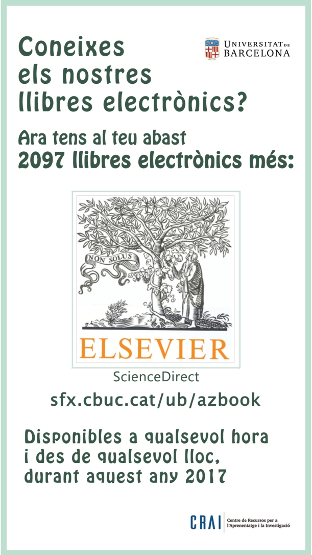 2097 llibre electrònics més d'Elsevier
