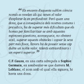 Gauss a Marie Germain