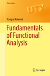 Fundamentals of functional analysis