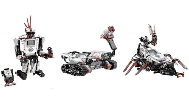 Robots Lego Mindstorms