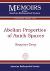 Abelian Properties of Anick Spaces