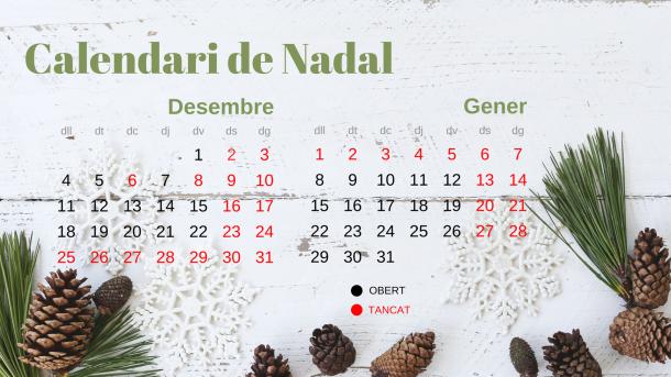Calendari de Nadal