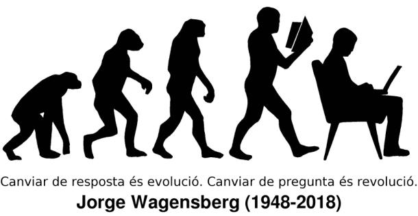 Aforismes: Jorge Wagensberg
