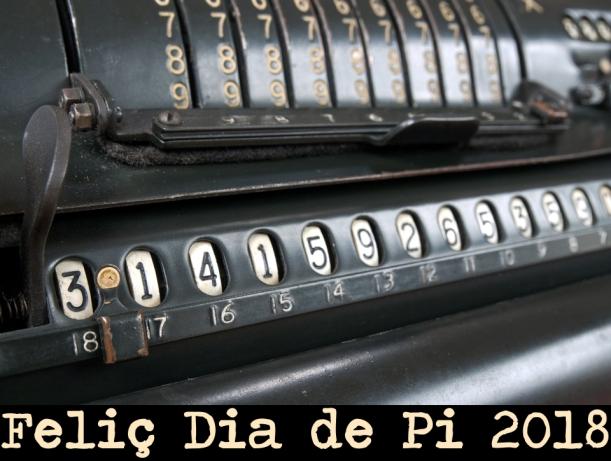 Dia de Pi 2018