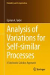 Analysis of Variations for Self-Similar Processes : A Stochastic Calculus Approach