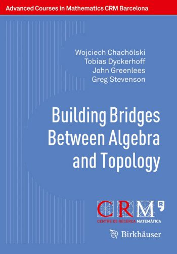 Building bridges between algebra and topology