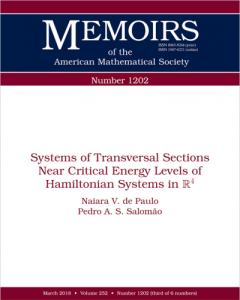 Systems of transversal sections near critical energy levels of Hamiltonian systems in R4