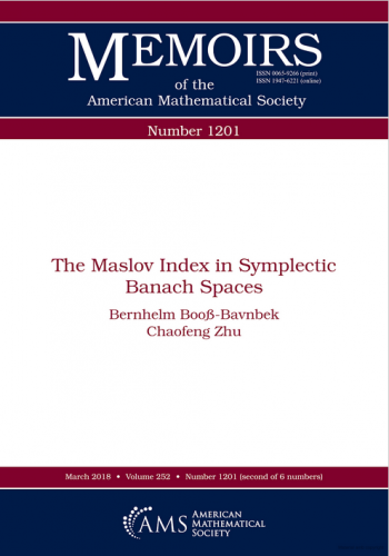 The Maslov index in symplectic Banach spaces