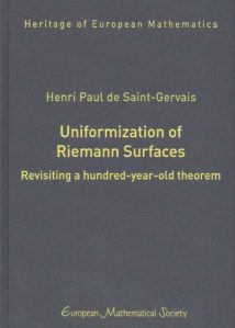 Uniformization of Riemann surfaces : revisiting a hundred-year-old theorem