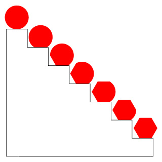 Pilota hexagonal