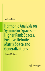 Harmonic analysis on symmetric spaces -- higher rank spaces, positive definite matrix space and generalizations