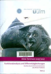 Ulmes Seminare 2016