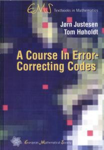 A course in error-correcting codes
