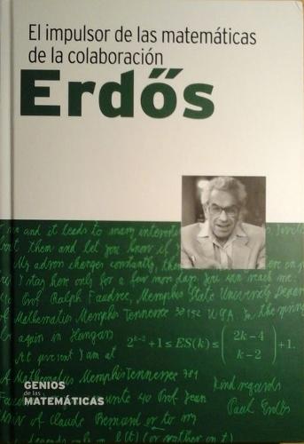 Erdős : el impulsor de las matemáticas de la colaboración