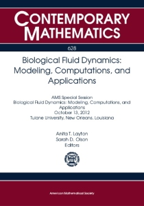 Biological Fluid Dynamics : Modeling, Computations, and Applications : AMS Special Session, Biological Fluid Dynamics : Modeling, Computations, and Applications : October 13, 2012, Tulane University, New Orleans, Louisiana